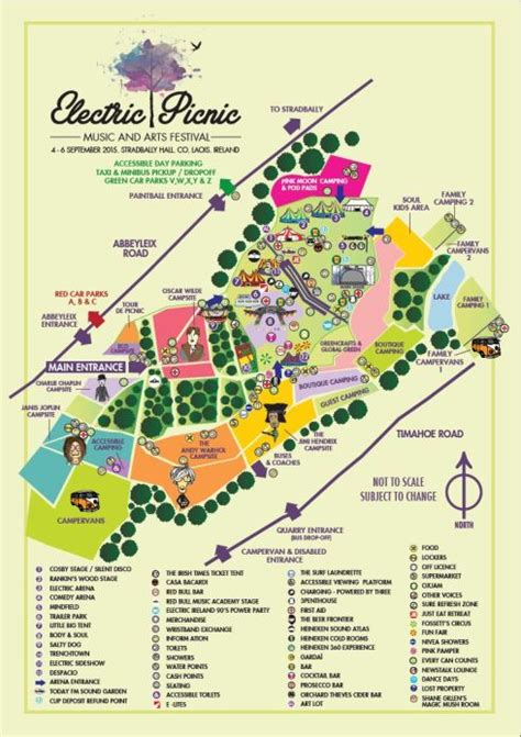Download Electric Picnic 2015 Sitemap
