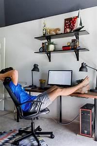 Chambre Ado Garçon : deco chambre ado garcon design perfect dco chambre ado ~ Melissatoandfro.com Idées de Décoration