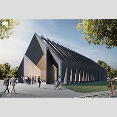 Mit's Mass Timber Longhouse Shows A Technologydriven