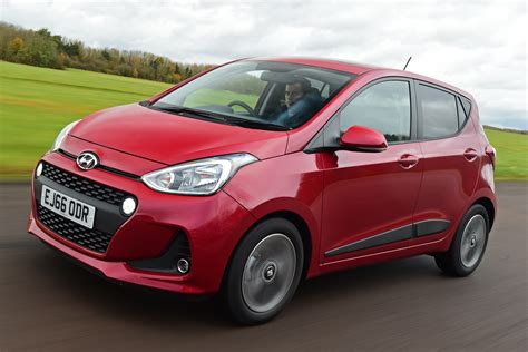 New Hyundai I10 Facelift 2017 Review Pictures Auto Express