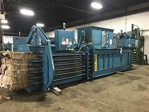 8624 Reconditioned American Baler Model 7242h9t30