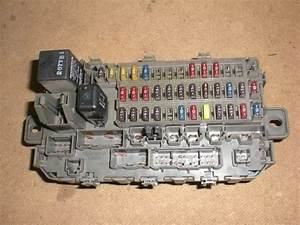 96 97 98 99 00 Oem Honda Civic Interior Under Dash Fuse
