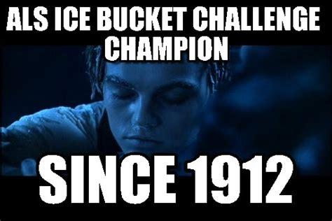 Meme Challenge - als ice bucket challenge chion als ice meme on memegen