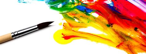 use a paint brush wallpaper for facebook covers 1723 44