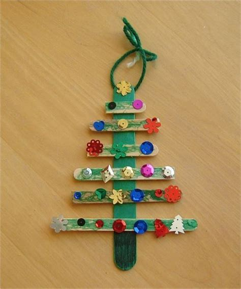 Pinterest Preschool Crafts Christmas  Just Bcause