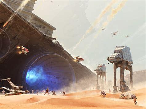 teaser  star wars battlefronts battle