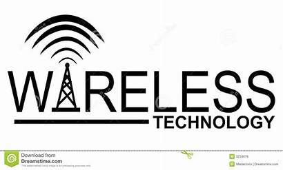 Wireless Technology Clipart Royalty Illustration Clip Words