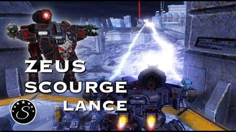 War Robots[中文實況]scourge Zeus Lancelot And Tarans Bulgasari