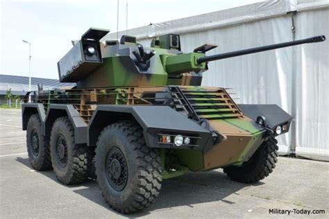 panhard sphinx armored reconnaissance vehicle tanks