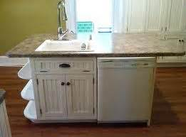 kitchen islands with dishwasher island with sink and dishwasher kitchen remodel