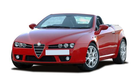 Alfa Romeo Spider Cabriolet (2006-2010) Review