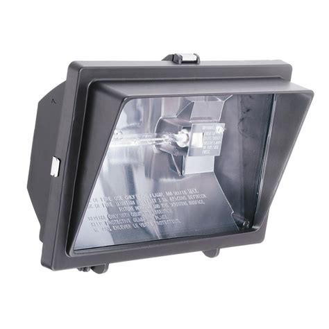 lithonia lighting 300 watt or 500 watt quartz outdoor