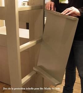 Echelle Lit Mezzanine : protection echelle lit superpos trouvez le meilleur ~ Teatrodelosmanantiales.com Idées de Décoration