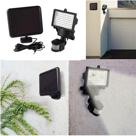 projecteur solaire 60 leds avec d 233 tecteur de mo achat vente d 233 tecteur de mouvement