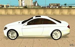 Mercedes Cl 500 : mercedes benz cl 500 for gta san andreas ~ Nature-et-papiers.com Idées de Décoration