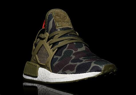 adidas nmd xr1 quot duck camo quot sneakernews com