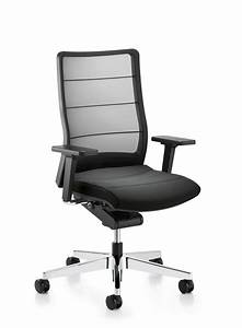 Airpad 3c42 Series Task Chair By Interstuhl   Ergocanada