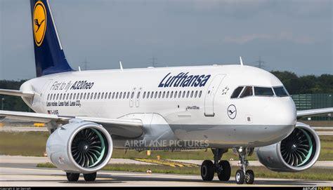 Dainb  Lufthansa Airbus A320 Neo At Frankfurt  Photo Id