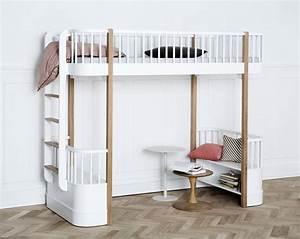 Oliver Furniture Hochbett : hochbett wood von oliver furniture weiss eiche ~ A.2002-acura-tl-radio.info Haus und Dekorationen