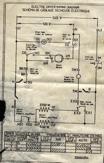 HD wallpapers wiring diagram maytag dryer