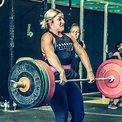 Athlete: Laura Clifton   CrossFit Games