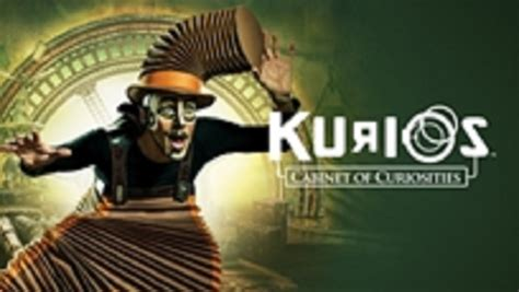 Cirque Du Soleil Cabinet Of Curiosities Soundtrack by Curque Du Soleil Brings Kurios To San Francisco For The