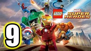 LEGO Marvel Super Heroes Walkthrough PART 9 [PS3] Lets ...