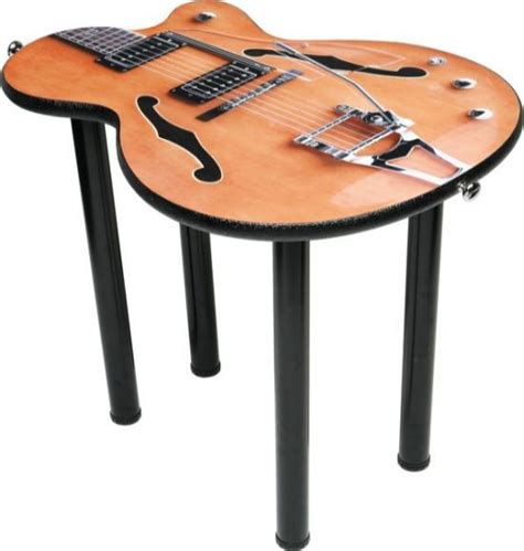 22 Best Guitar Coffee Table Images On Pinterest Guitars