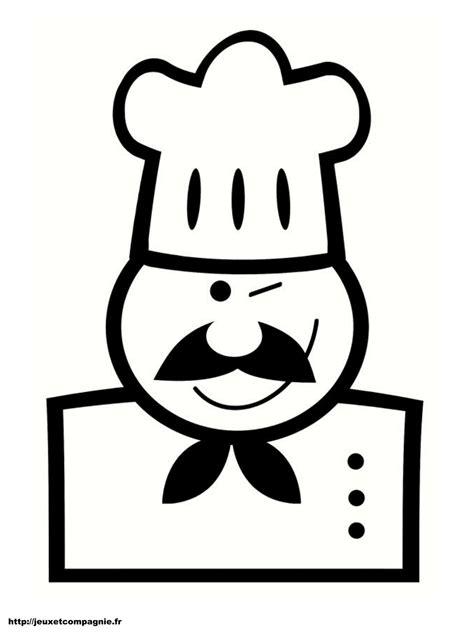 dessin de cuisine à imprimer 15 dessins de coloriage petit cuisinier à imprimer
