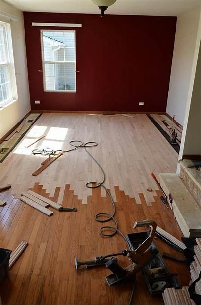 Floor Prefinished Flooring Wood Wooden Feathering Oak