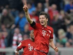 Robert Lewandowski May Not Start at Mainz Despite Five ...
