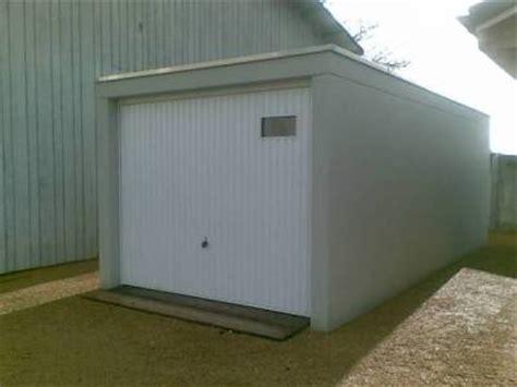 un garage en pr 233 fabriqu 233 une solution 233 conomique construire garage