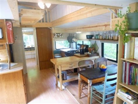 Kirkwood Travel Trailer Tiny House Is So Cool (photos