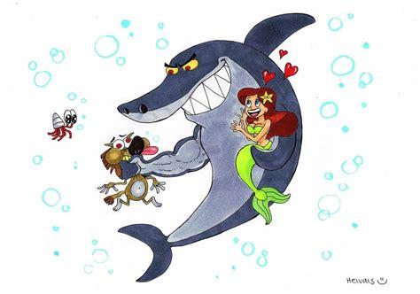 Coloring Zig Shark by Zig And Sharko By Heivais On Deviantart