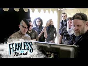 "Motionless In White - Behind the Scenes of ""America"" - YouTube"