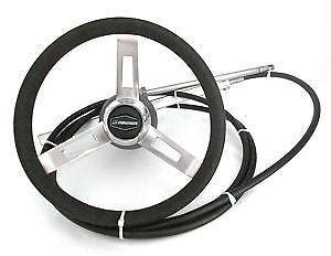 Jet Boat Steering Wheel Size by Boat Steering Cable Ebay