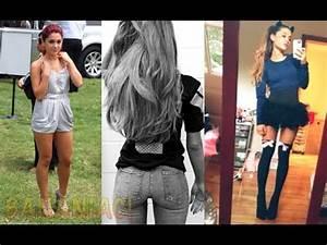 Ariana Grande Vegan Weight Loss Transformation - YouTube