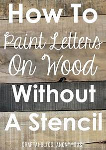 110 diy pallet ideas for projects that are easy to make With how to make wood signs with lettering