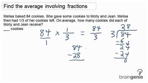 Fractions Of Amounts Word Problems Year 4  Fractions Of Amounts Ks2 Tes Ppt Finding By Number