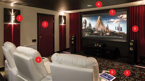salle de cinema maison mieux qu au cin 233 ma chez soi