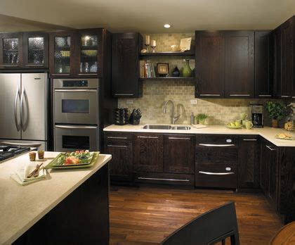 java cabinets kitchen the look of the java cabinets mike 2044