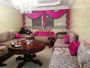 Rideaux Salon Decoration : desgin plafond decoration marocaine page 15 ~ Preciouscoupons.com Idées de Décoration