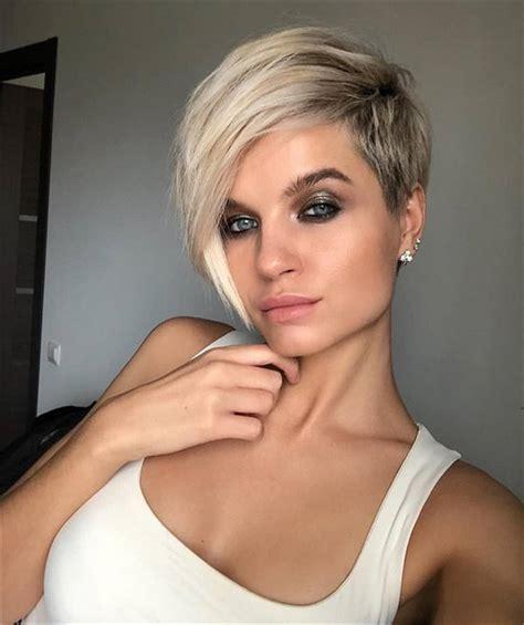Fashion short hair 2019 2020 super creative: trends new
