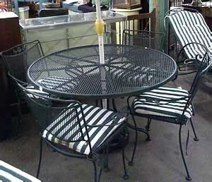 wrought iron patio furniture lowes furniture ideas