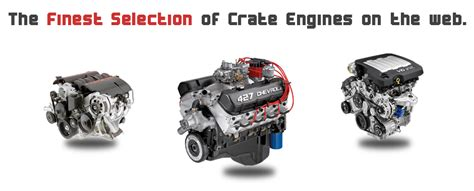 we ve got the highest quality crate engines at low prices crate engines for sale