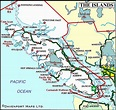 Map of Vancouver Island – British Columbia Travel and ...