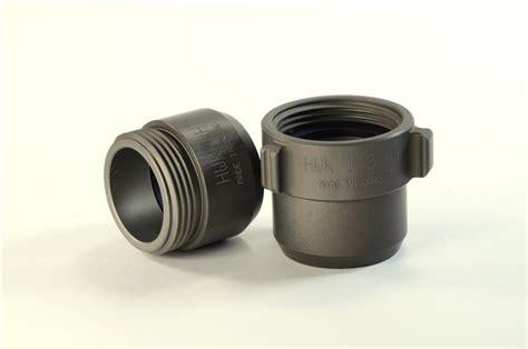 Alum. Coupling 1 1/2 X 1 3/4 Npsh Rack (price Female Only