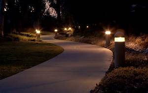 Electric landscape lights