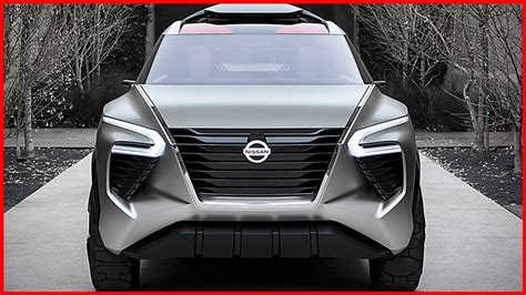 2020 Nissan X Trail by 2020 Nissan X Crossmotion Suv Interior Exterior