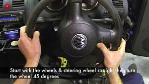 Vw Polo 2001 Steering Wheel  U0026 Clock Spring Spiral Cable